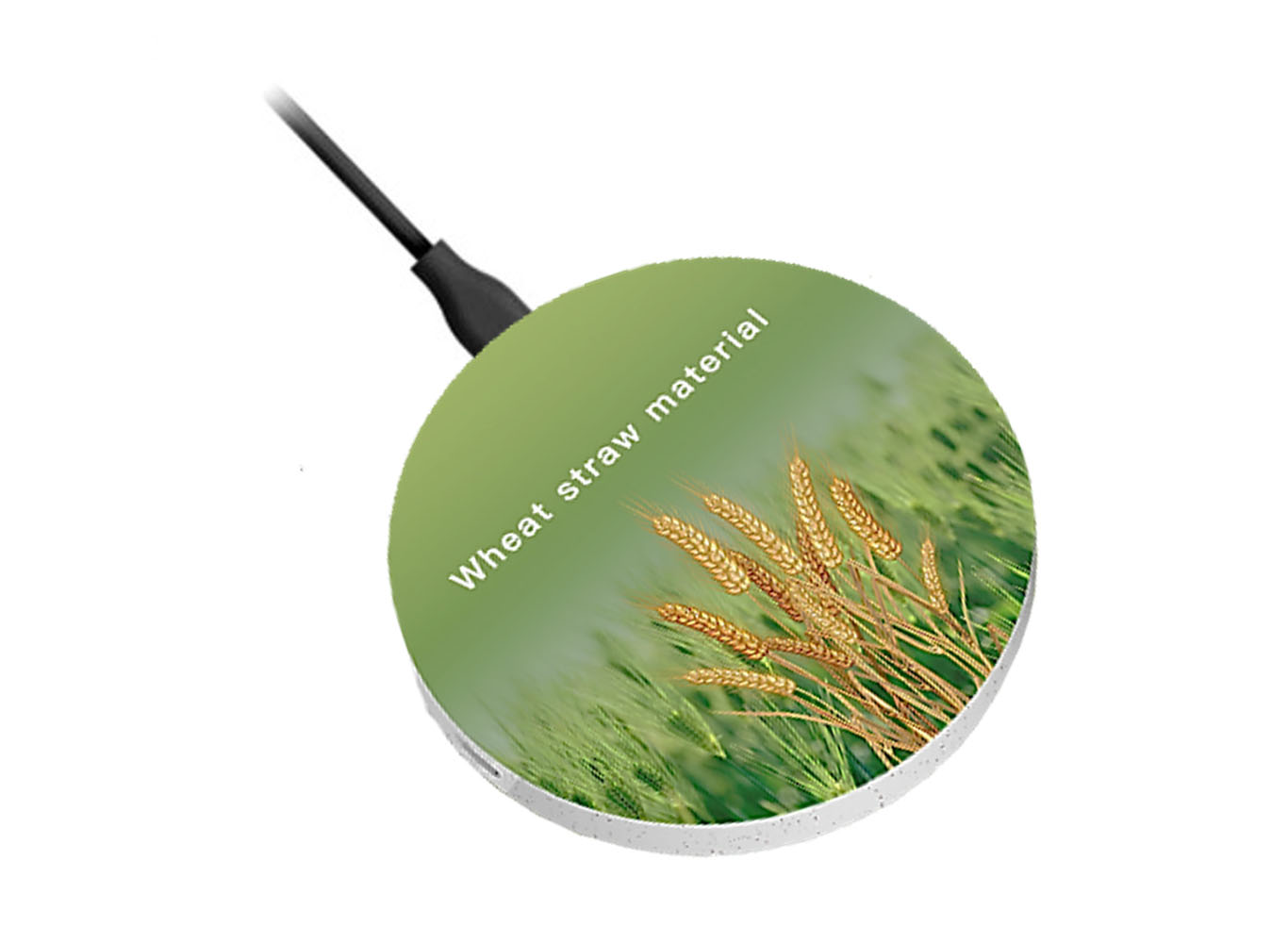 Wheat Fiber Charger