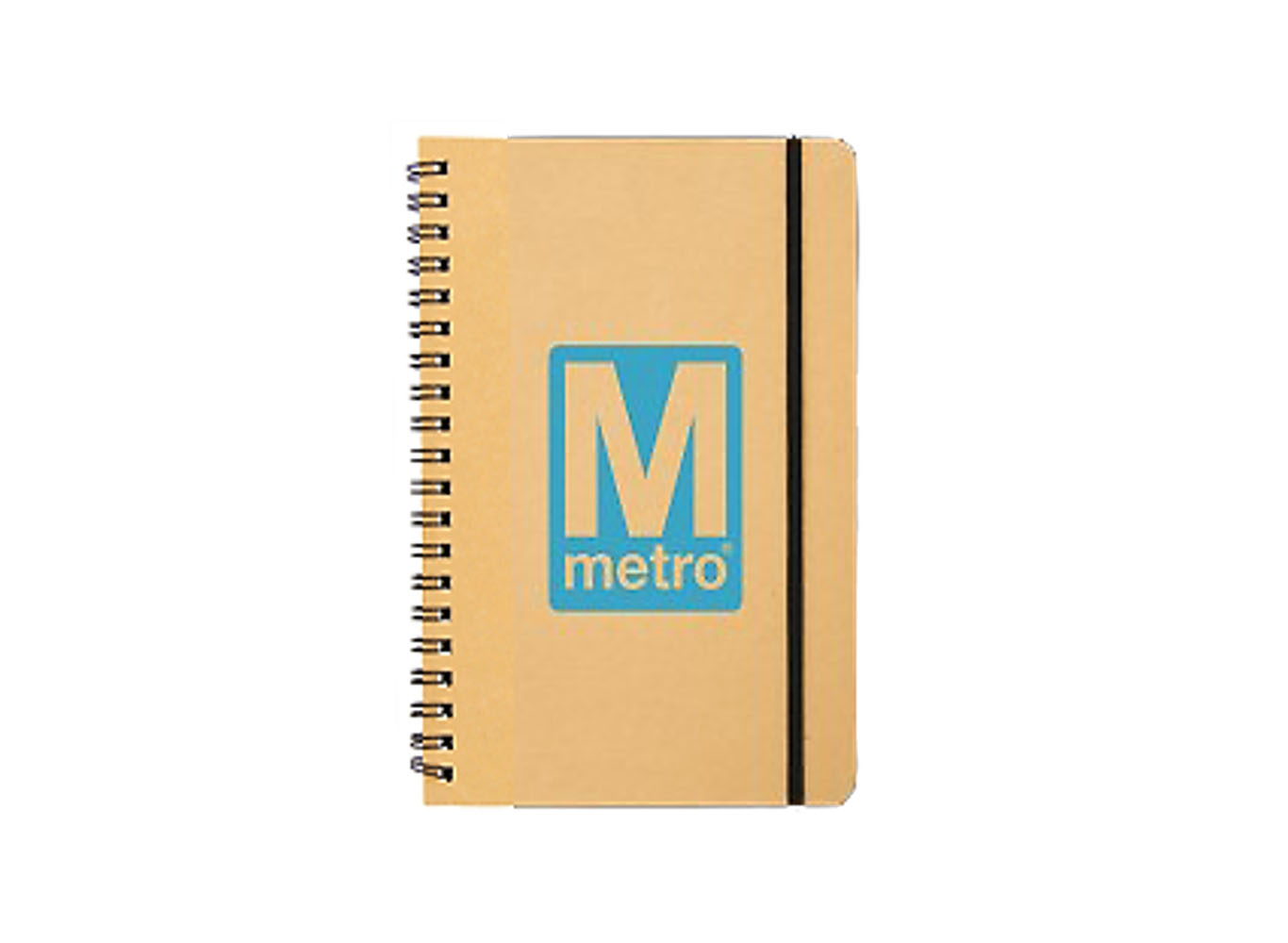 Stone Paper Hard Cover Notepad