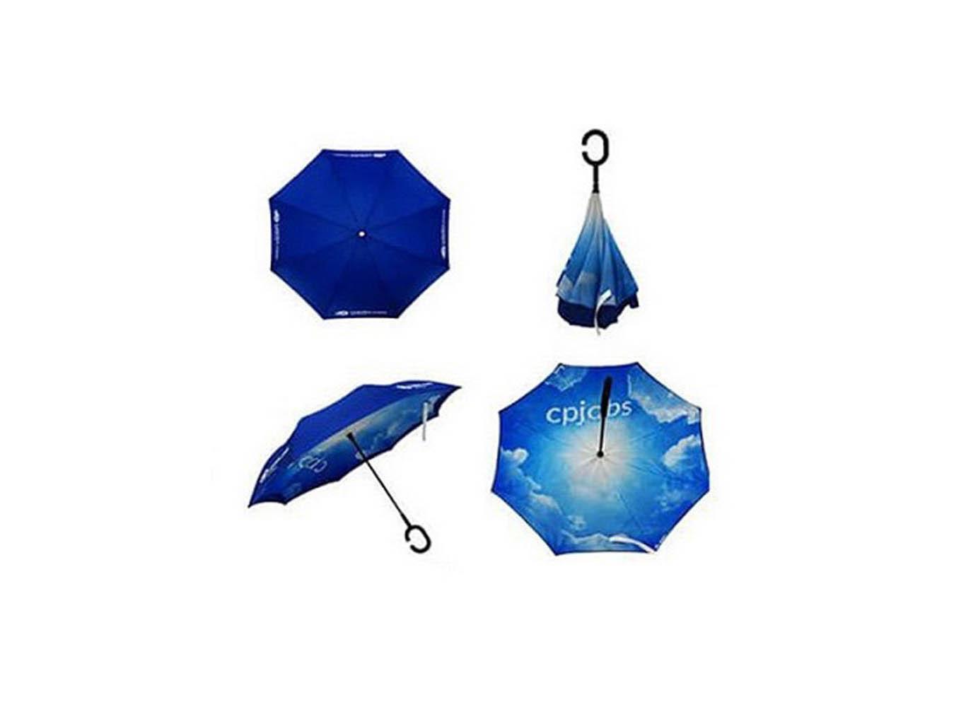 Custom Reverse Umbrella