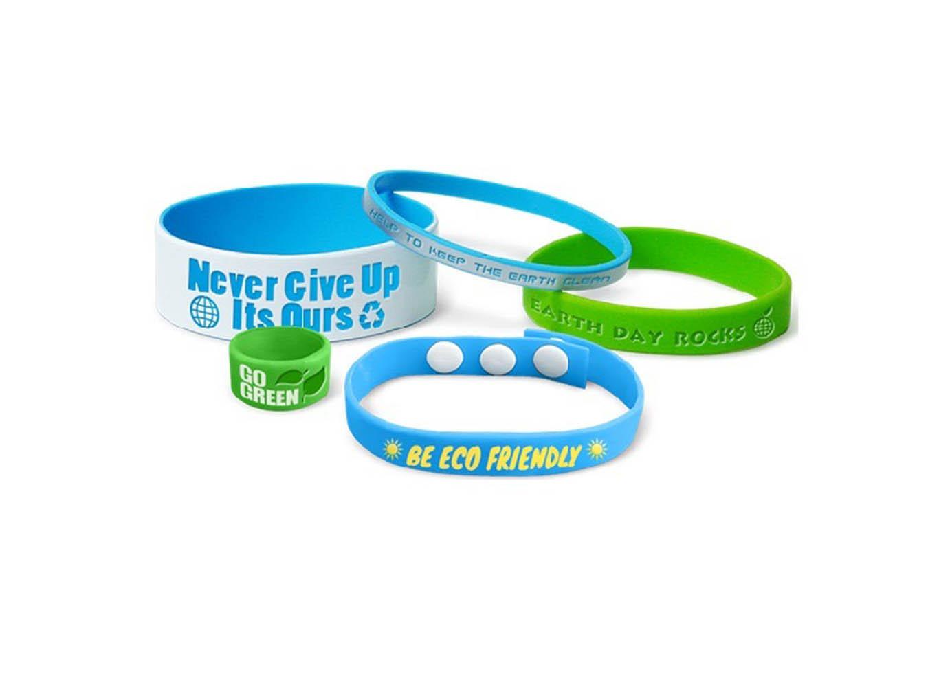 Silicone Wristband / Silicone Ring