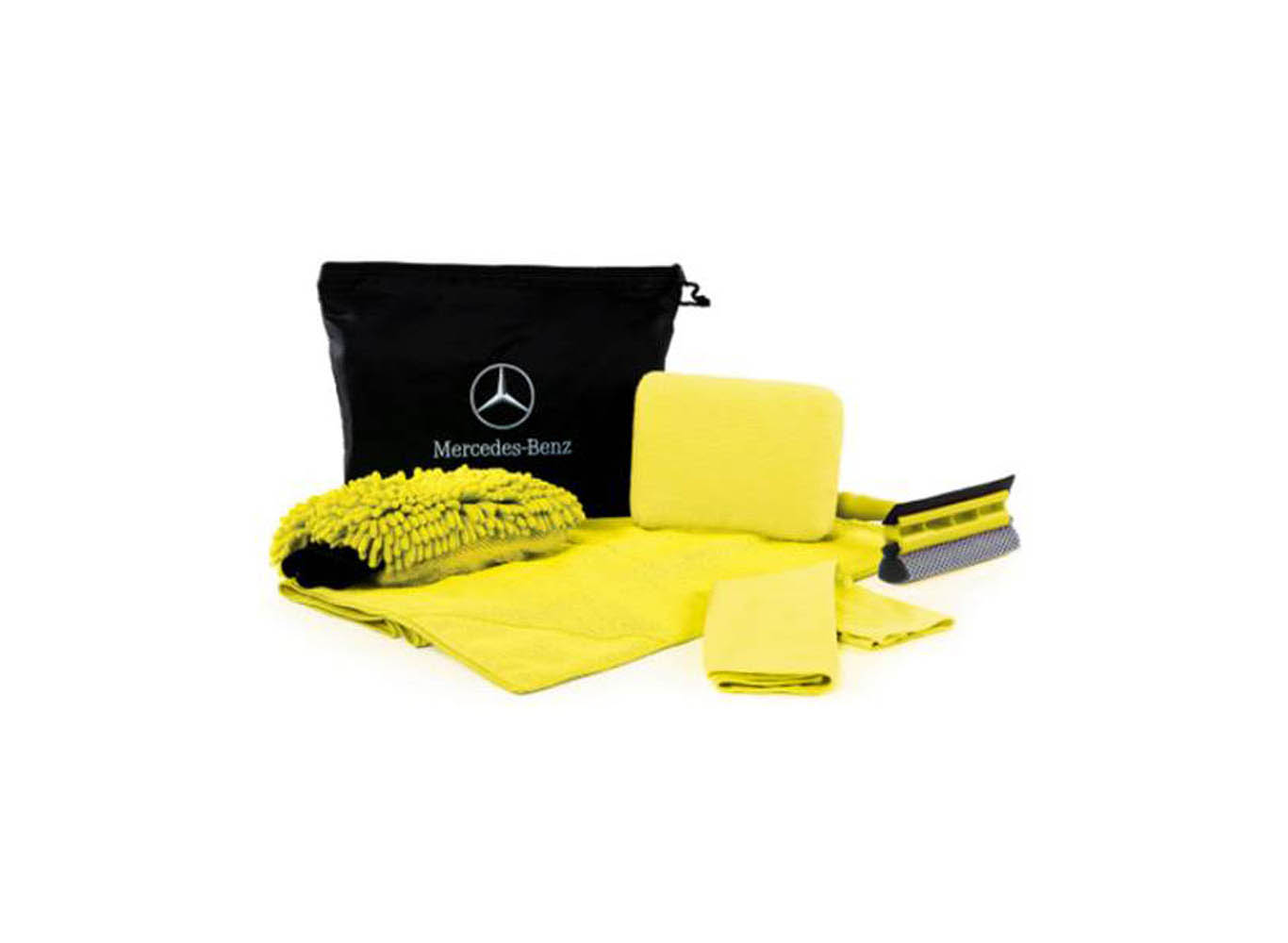 Custom Printed Automotive Cleaning Set Kit