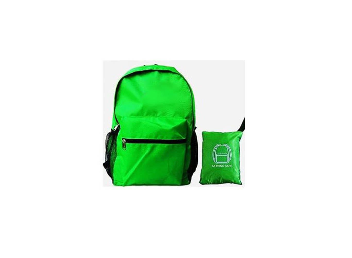 Custom Fold Up Lightweight Backpack
