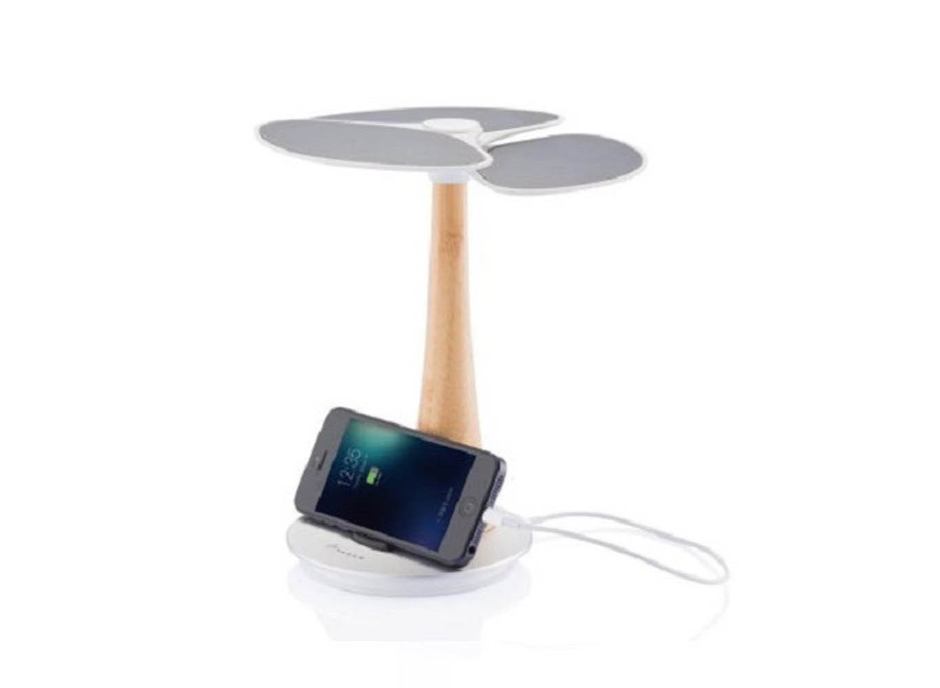 Custom Eco Solar Tree Charger