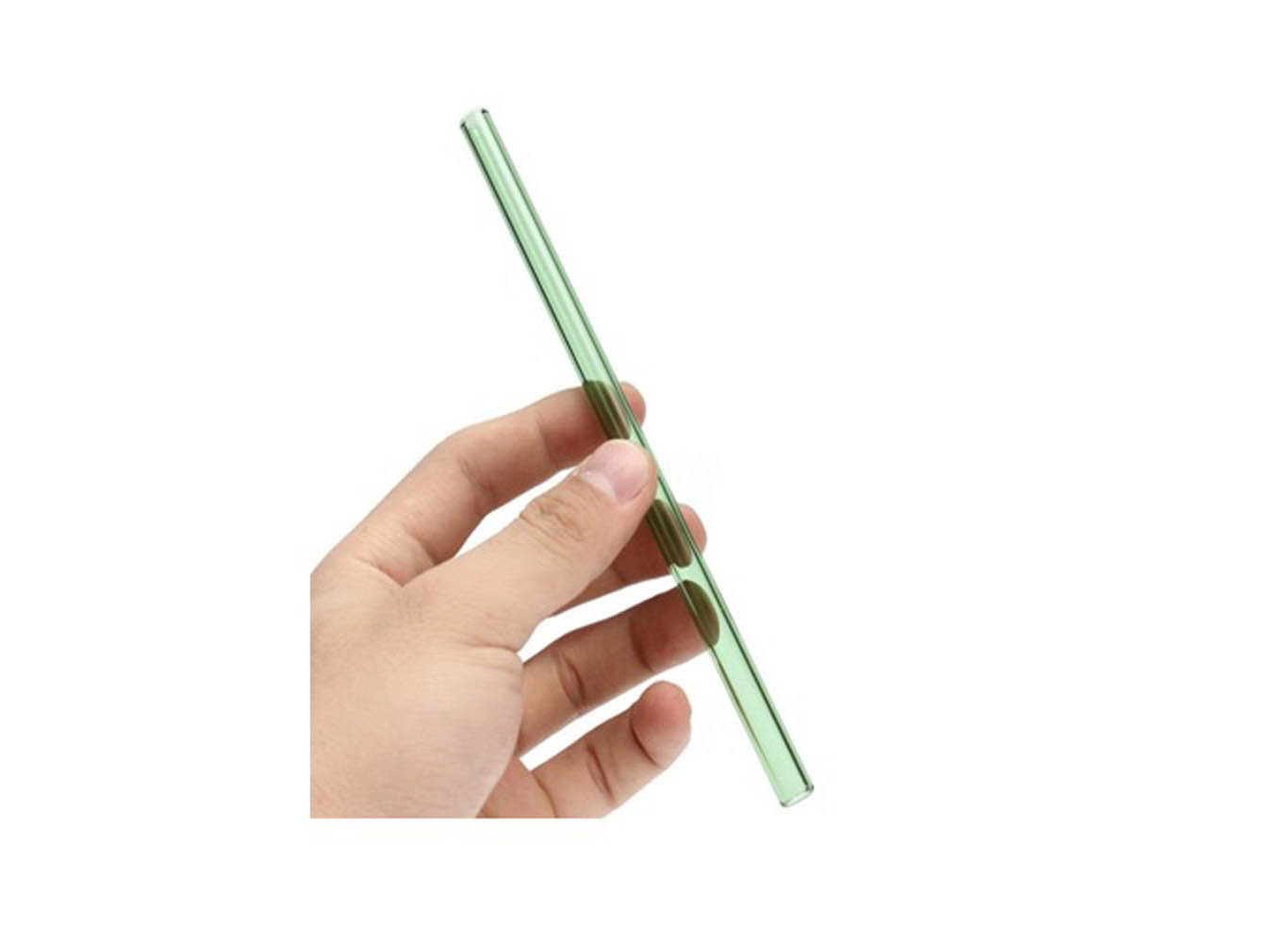 Custom Reusable Glass Drinking Straw