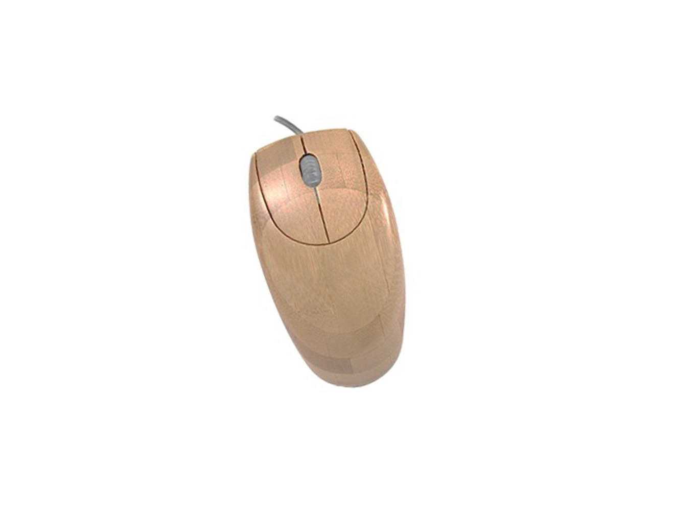 Bamboo USB Mouse