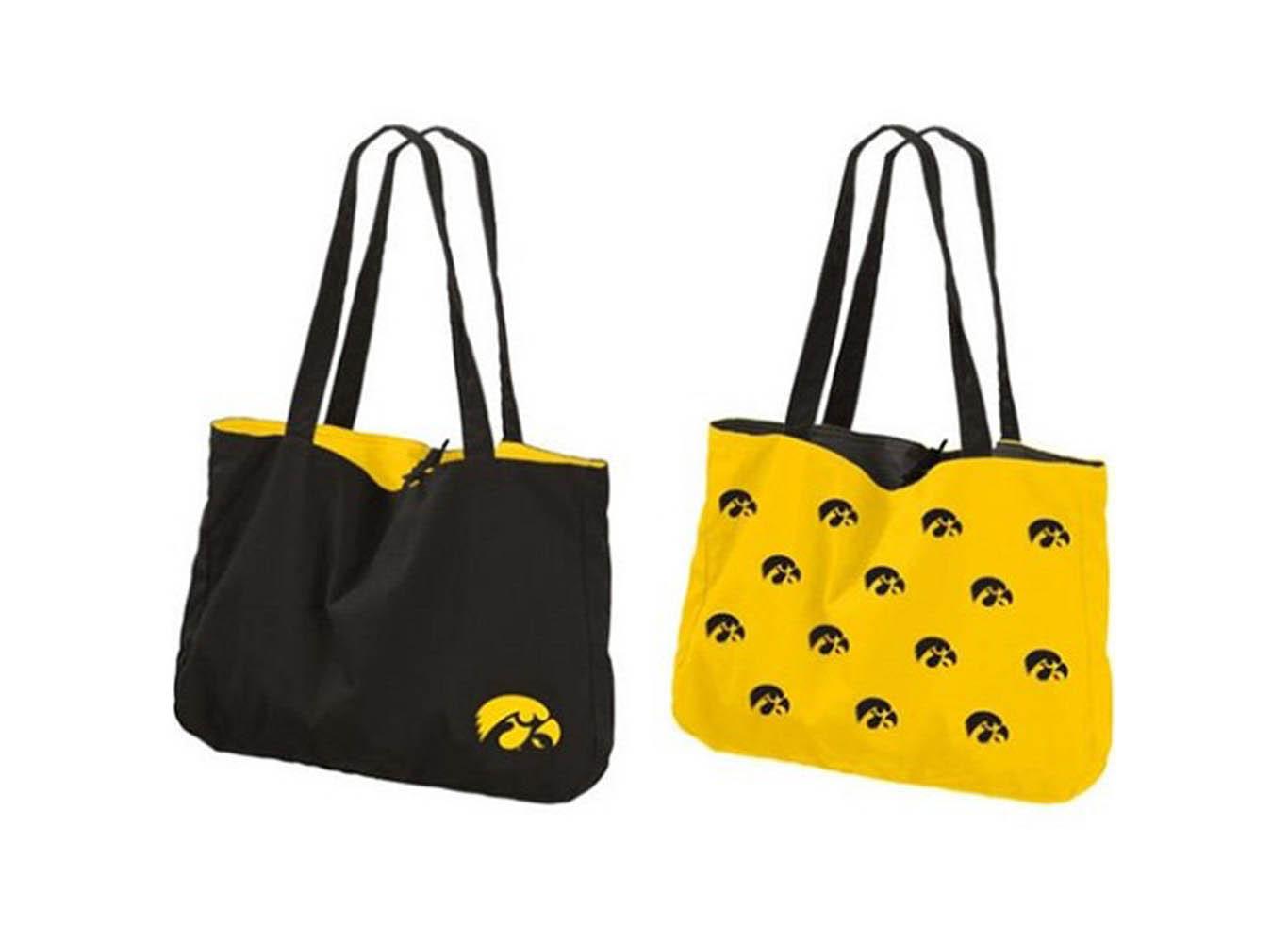 Custom Printed Reversible Tote Bag