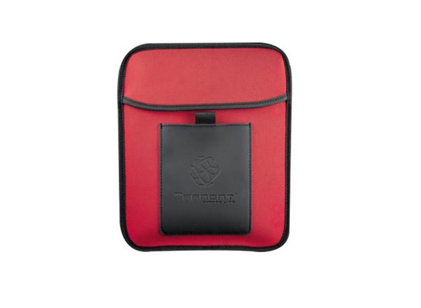 Neoprene Tablet Sleeve Pouch Bag with PU Leather Pocket