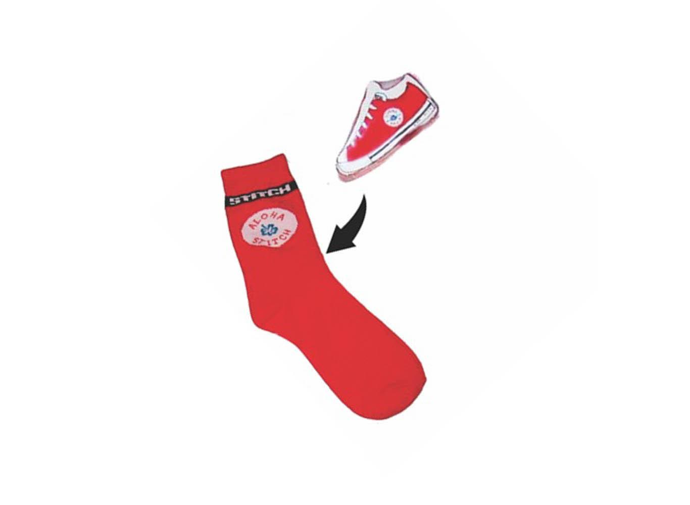 Custom Printed Compressed Socks