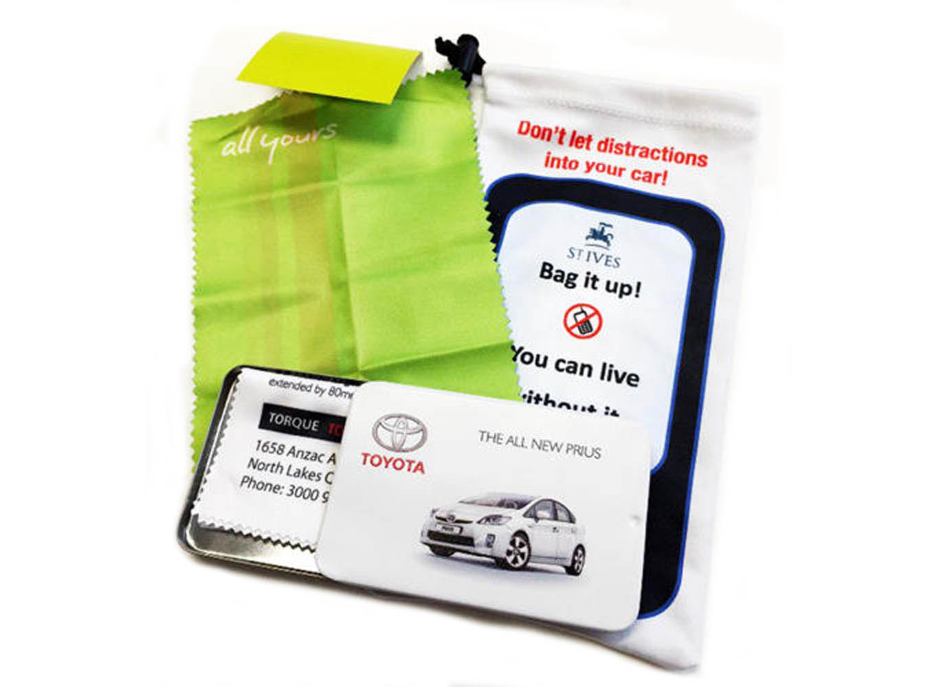 Custom Print Microfiber Car Cleaning Cloth