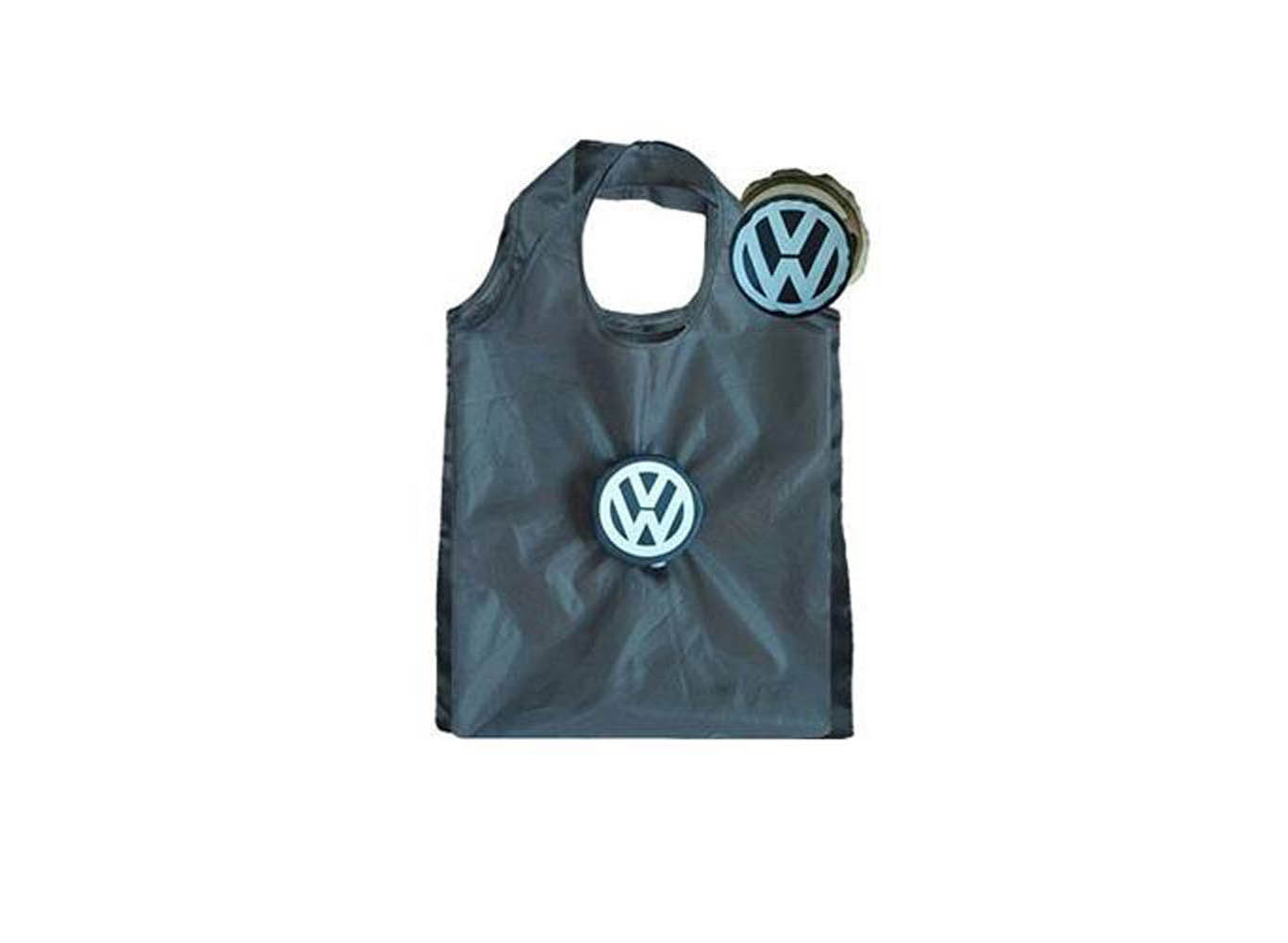 Reusable Foldable Bag with Custom Shaped Pouch