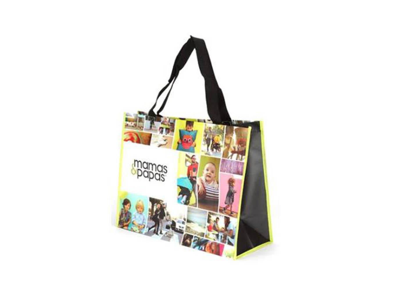 Custom Print Reusable Non Woven Bag