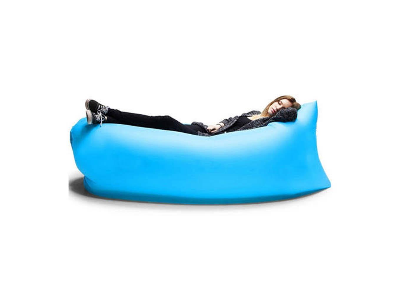 Custom Color Inflatable Beach Lounger Bag