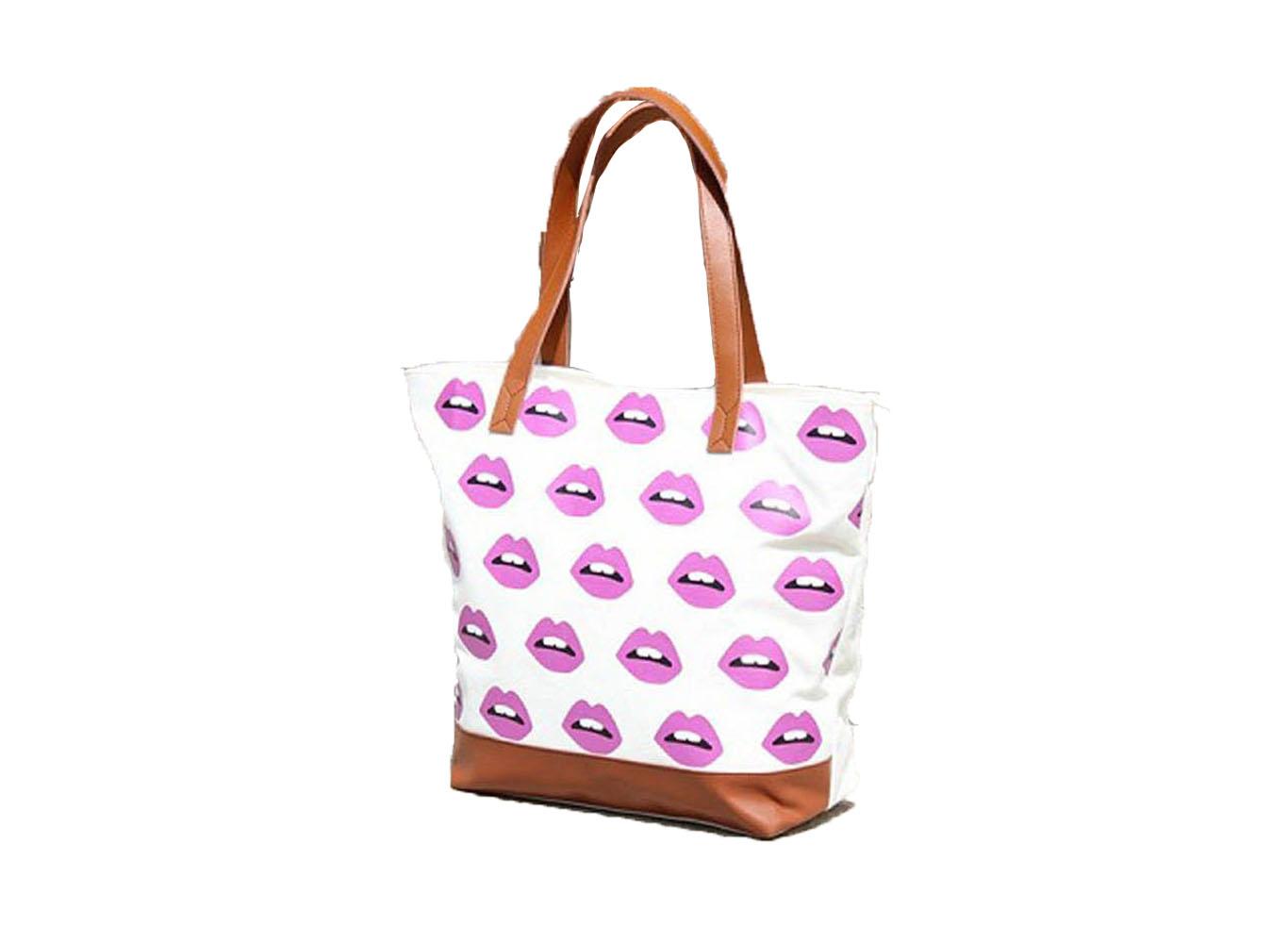 Custom Print UV Color Changing Canvas Tote Bag