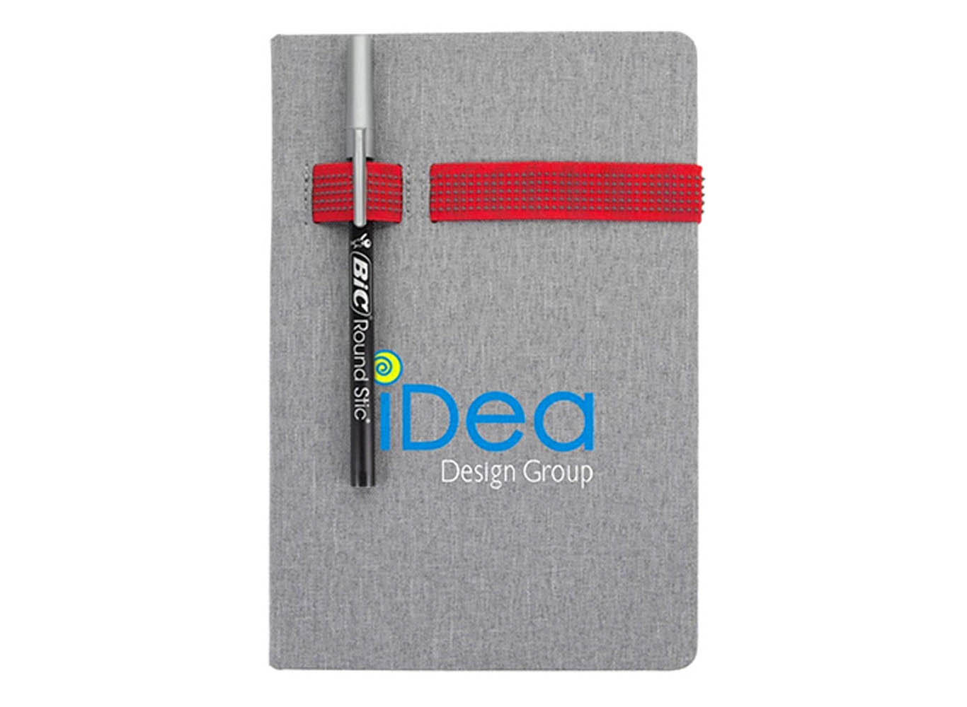 Custom Color Journal Notebook With Pen
