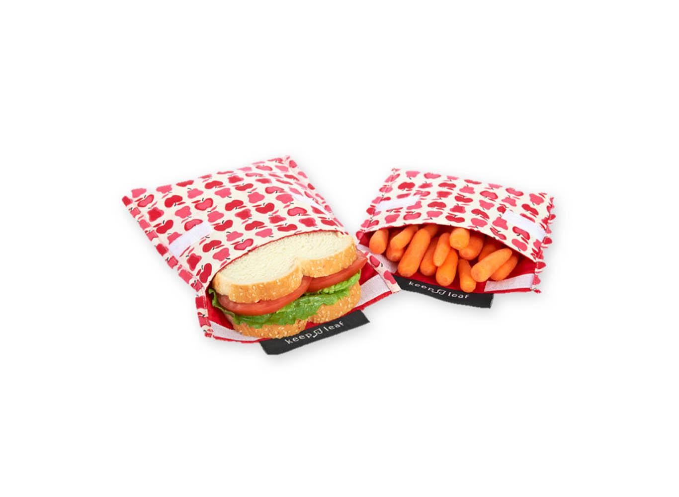 Custom Print Reusable Sandwich Snack Pack