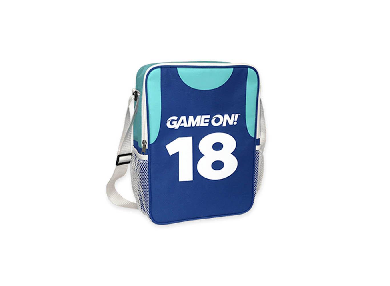 Custom Printed Sports Messenger Shoulder Bag