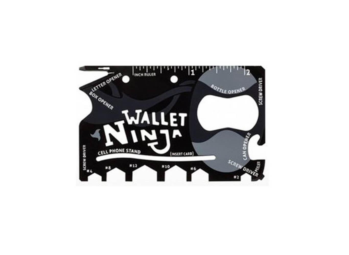 Custom Printed Multi Tool Wallet Card