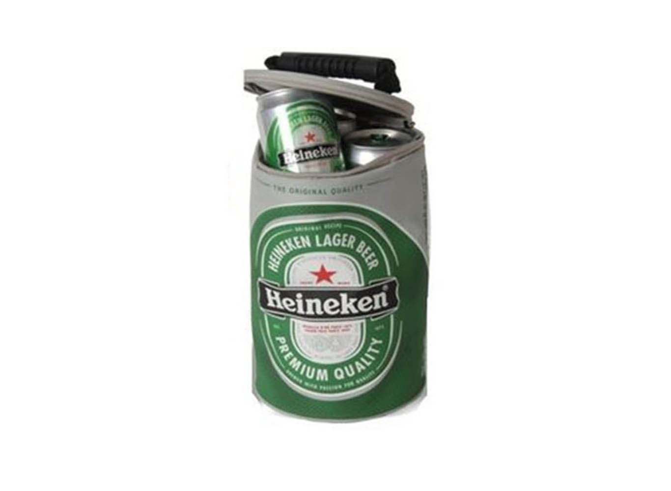 Custom Shaped Insulated Can Cooler Bag