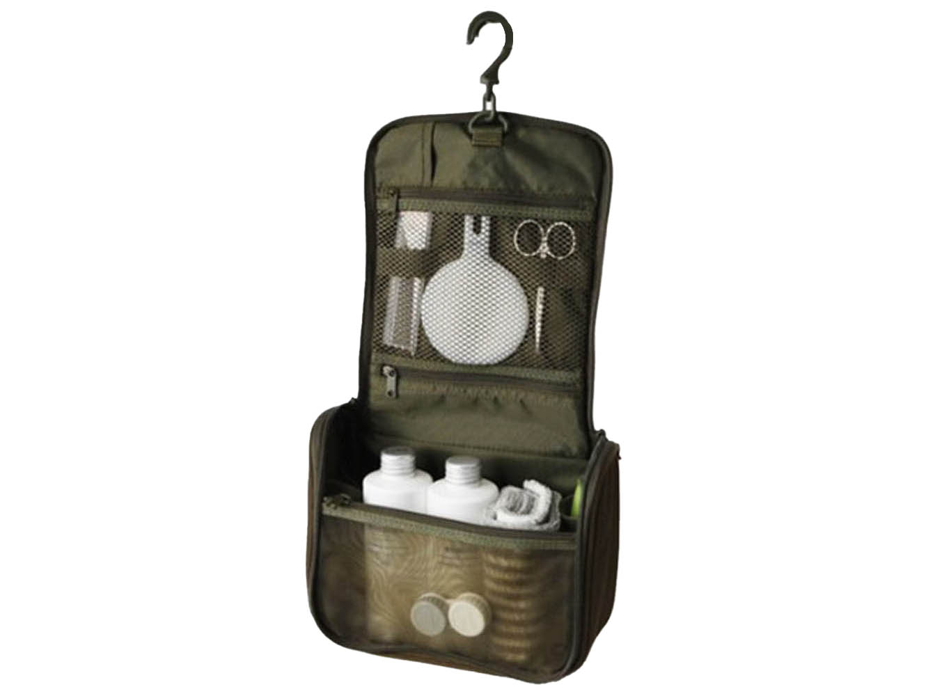 Custom Color Travel Hanging Toiletry Bag