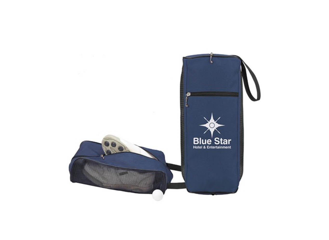 Custom Printed Travel Shoe Bag