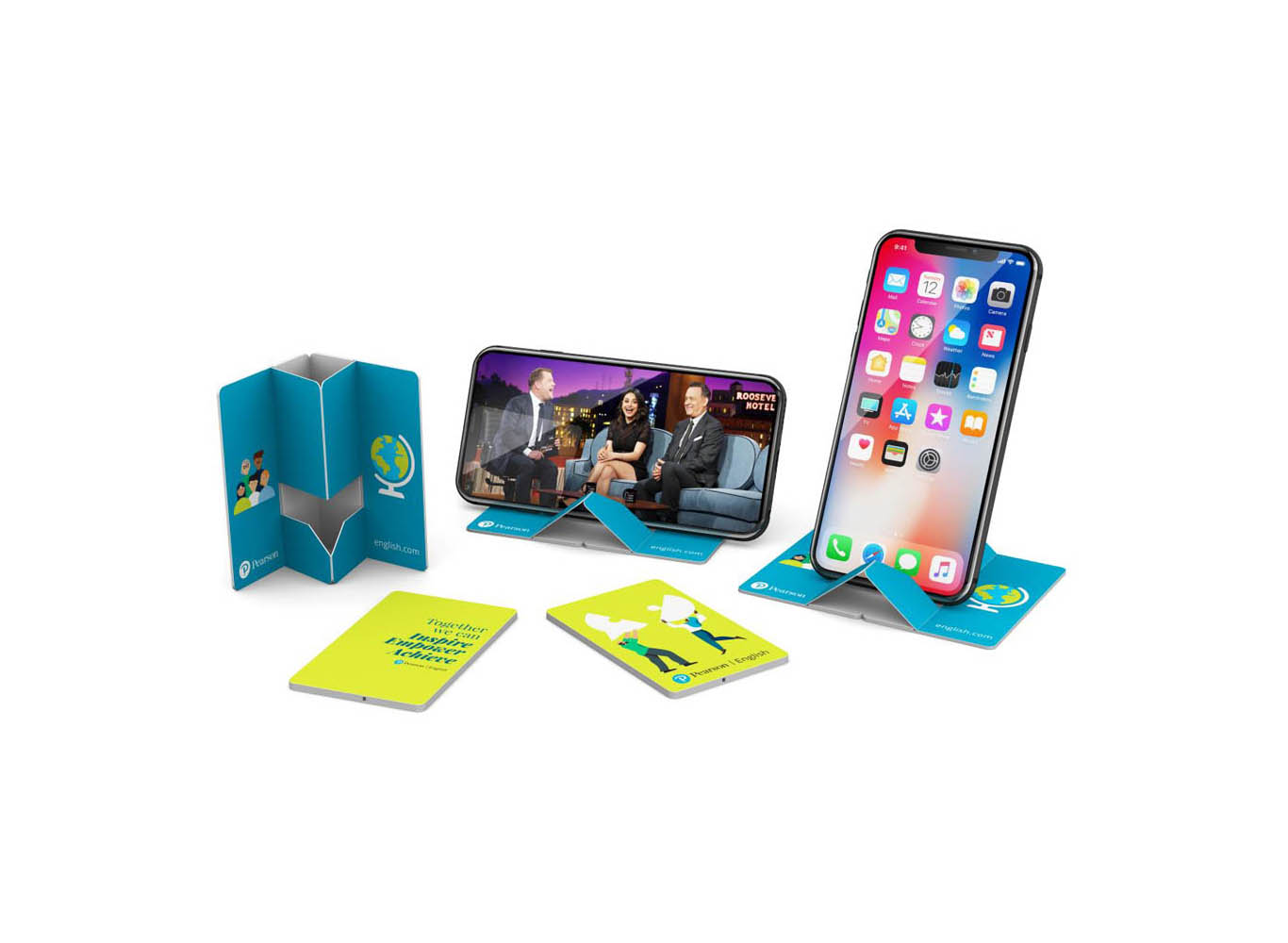 ECO Pop-up Mobile Phone Stand