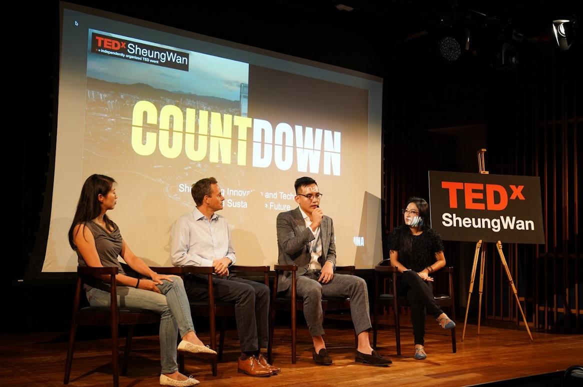Oct 2020 TEDx Sheung Wan