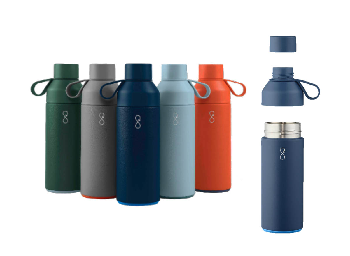 Ocean Impact Bottle Plastic Impact Solution