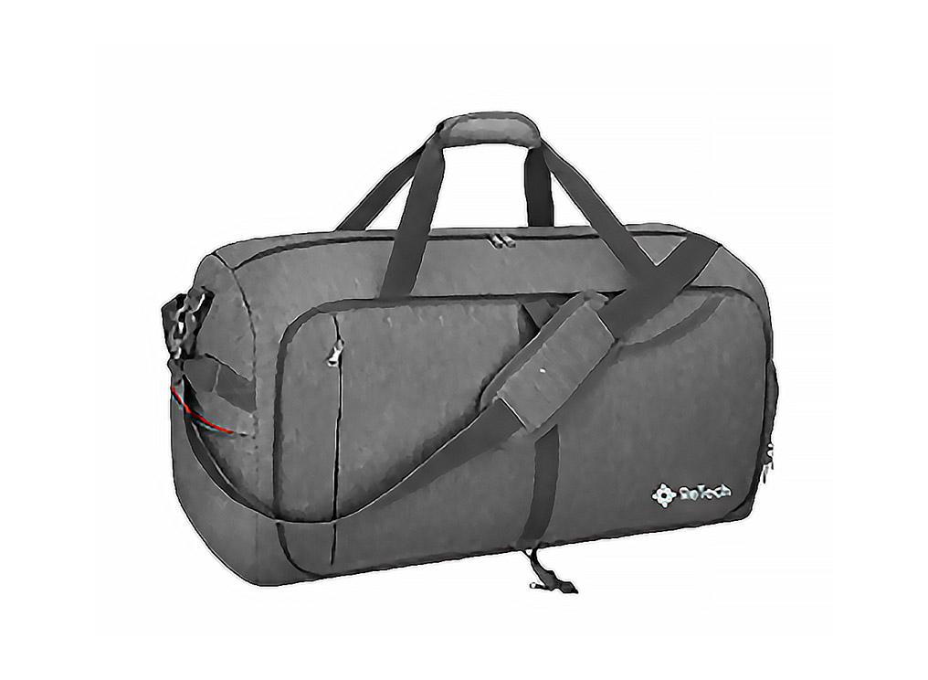 UPcycle Cotton Duffel Bag