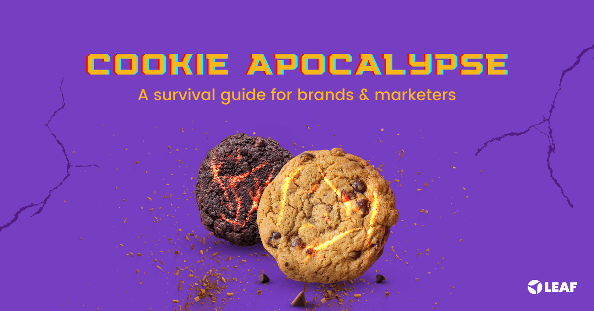 Cookie Apocalypse: Survival 101 for Marketers and eCommerce Businesses