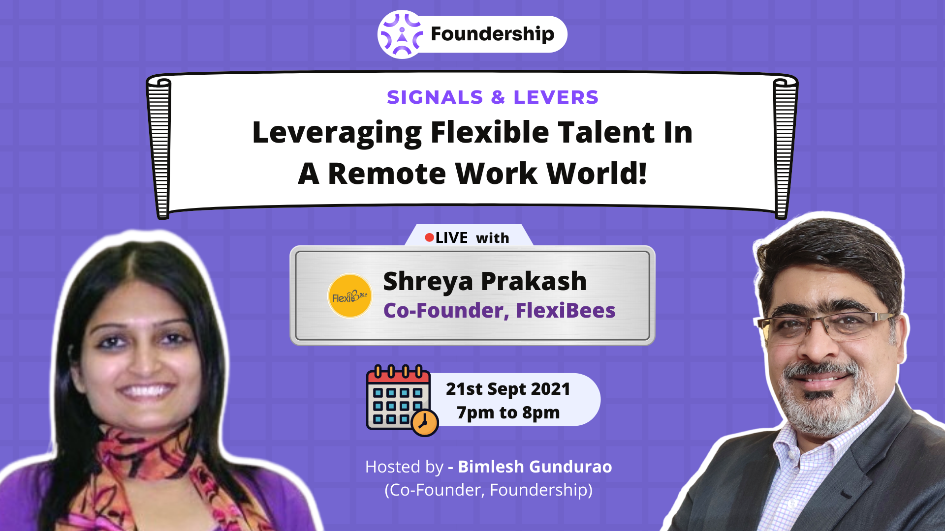 Leveraging Flexible Talent In A Remote Work World!