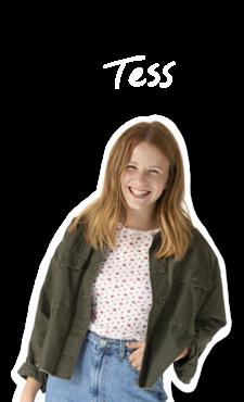 Brain Gang Member Tess