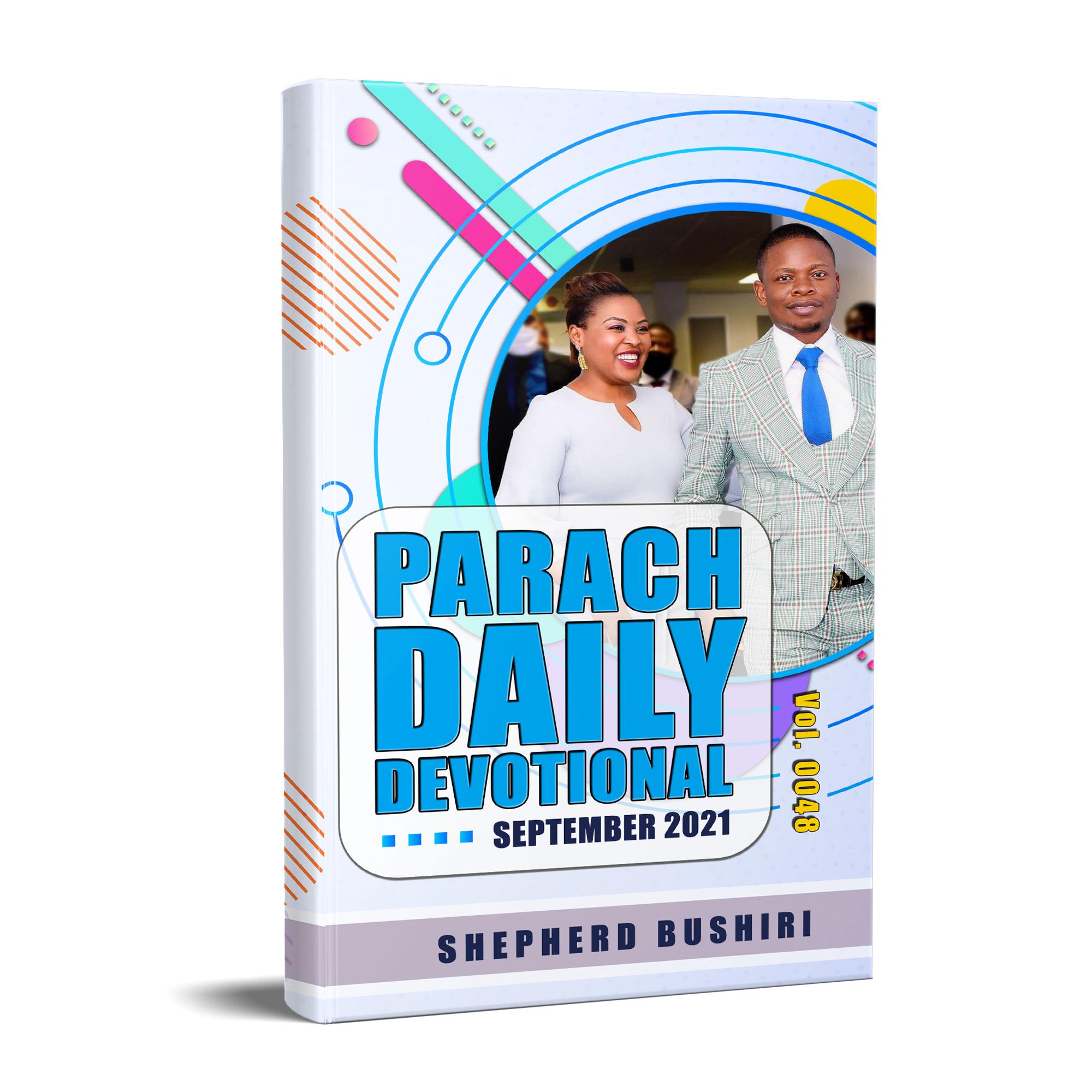 September Daily Devotions 2021