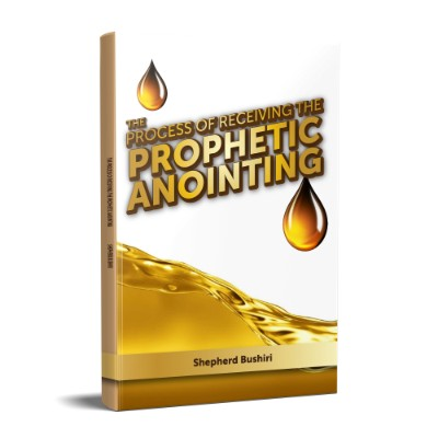 The process of receiving the prophetic anointing