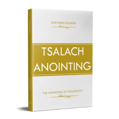 Tsalach Anointing