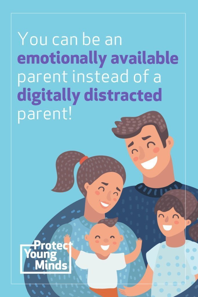 kids screen time and mental health