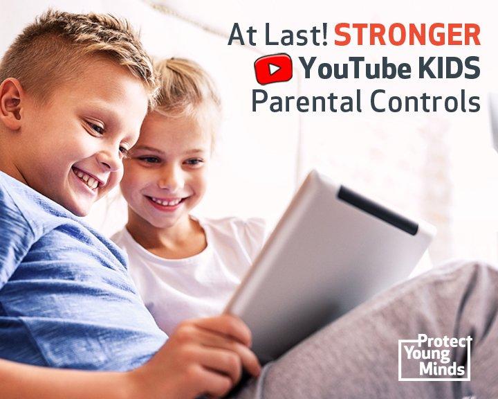 YouTube Kids parental controls