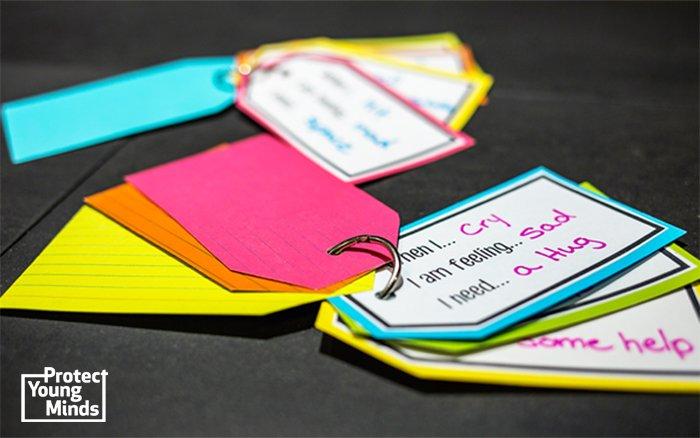 Care Tags Emotional Wellness