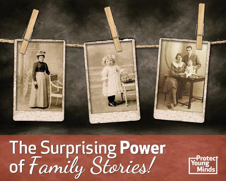 The power of family stories