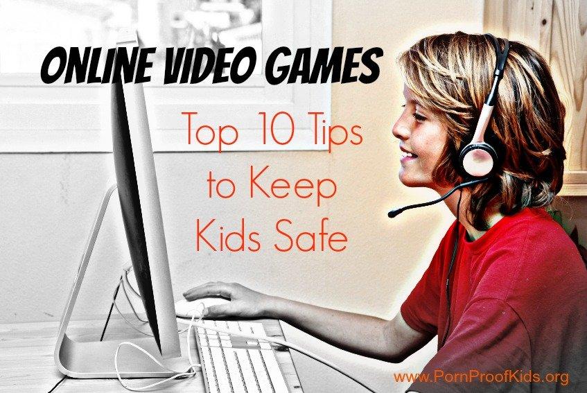 Video Games Top 10 Tips