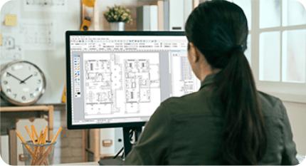 2D/3D tech illustration