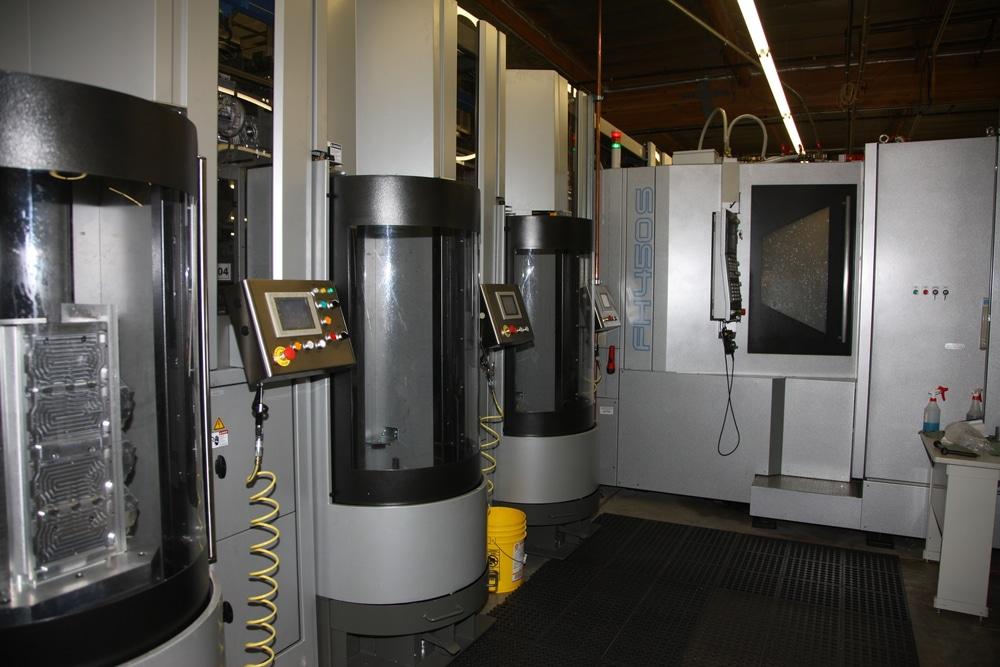 The Machine Shop at Glendee / MGI's Moorpark, CA. Facility