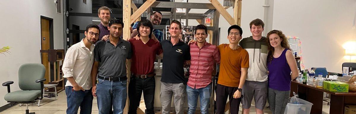 The BeeHex engineering team