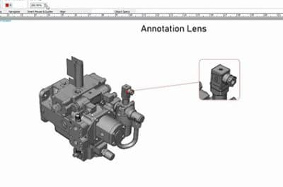 annotation lens