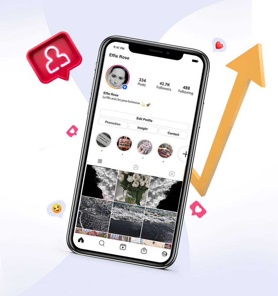 Instagram Growth Services & Reviews.