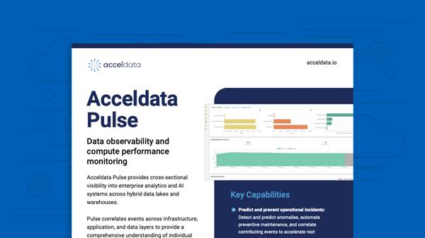 Pulse Data Sheet