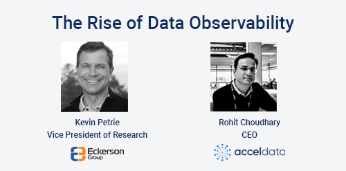 The Rise of Data Observability