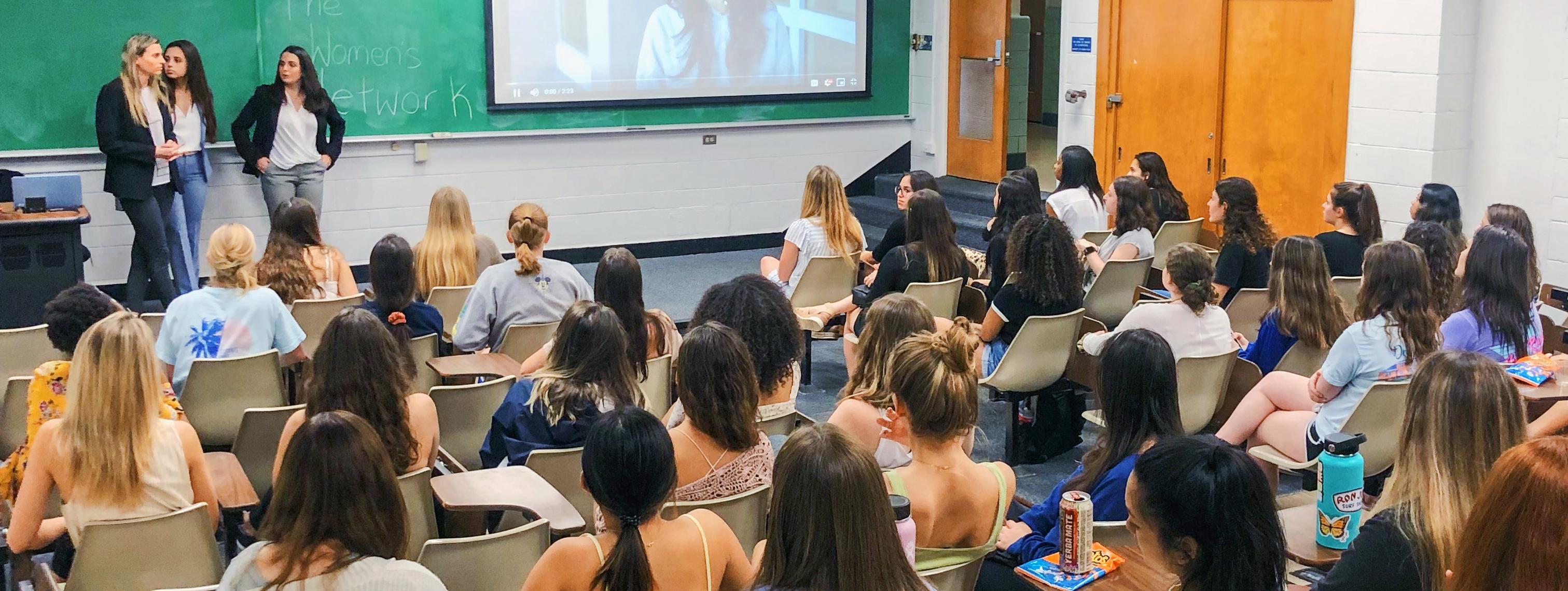 Group of TWN-University of Wisconsin-Madison women