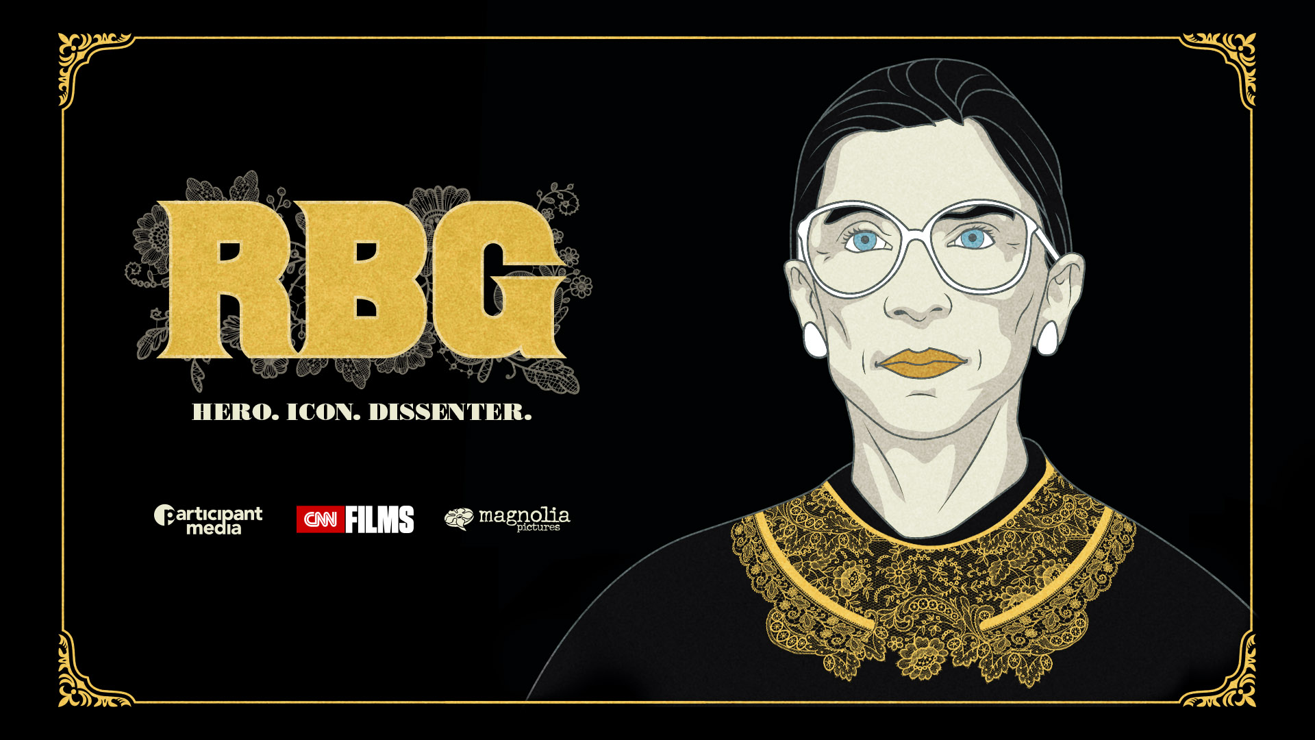 RBG to broadcast on CNN tonight at 10pm ET / 7pm PT