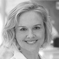 Dr. Andra Blomkalns headshot