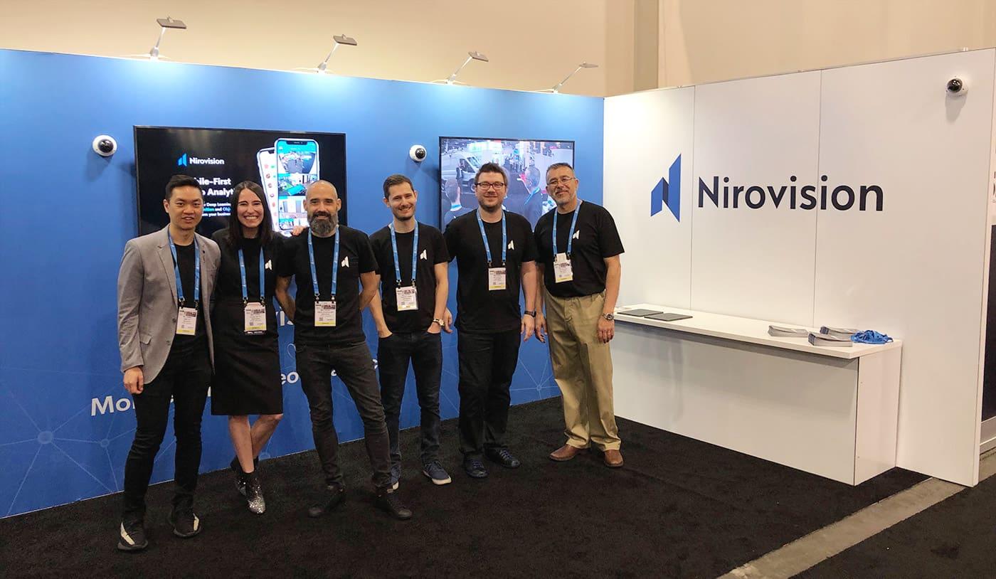 Nirovision Wins Award At SIA Showcase